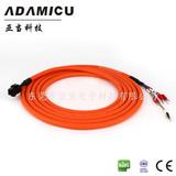 ASD-A2-PW0003-G台达A2动力电缆线 高柔拖链耐弯曲I/O通讯线批发